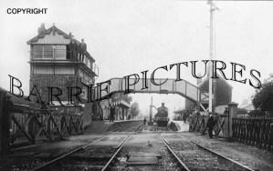 Evercreech, Station c1890