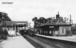 Wellington, Station c1910