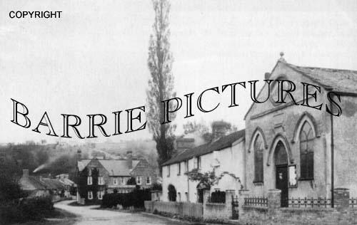 Stoke St Mary, 1900