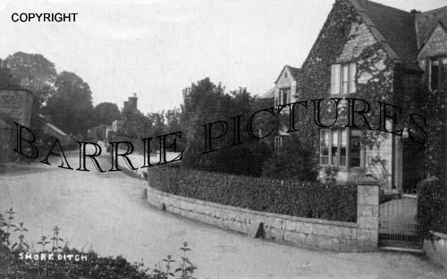 Shoreditch, c1900