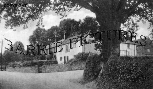 Corfe, White Hart Inn c1910