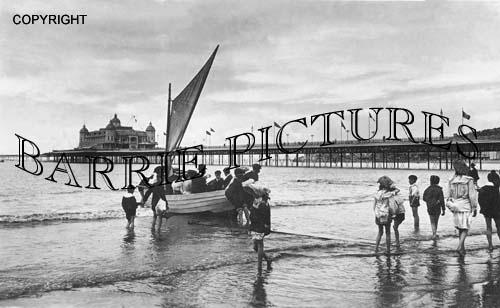 Weston Super Mare, Grand Pier 1905