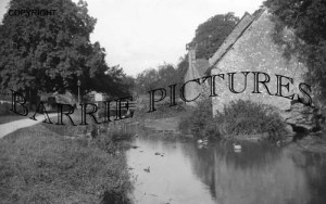 Milborne Port, Kingsbury c1910