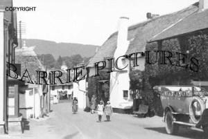 Porlock, Ship Inn c1945