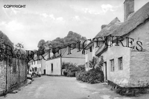 Alcombe, 1933