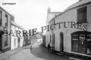 Alcombe, Post Office 1925