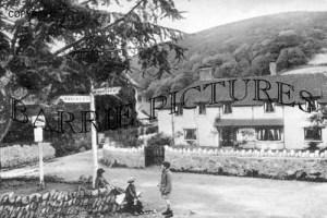Allerford, Corner 1922
