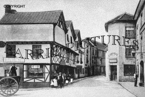 Axbridge, King Johns Shooting Box 1904