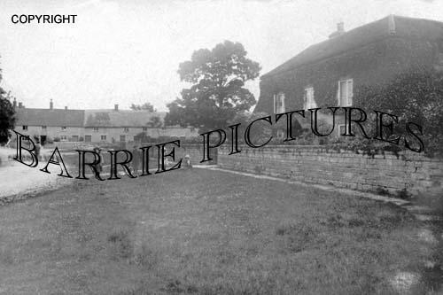 Babcary, Village 1906
