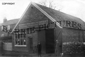 Backwell, Backwell and Nailsea Co op Society c1905