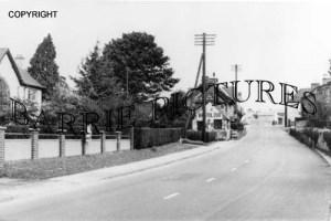 Backwell, Farleigh c1965