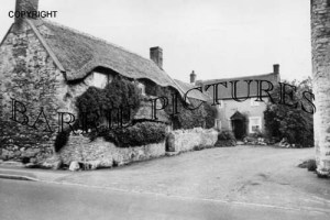 Backwell, Farleigh Old Cottage c1970