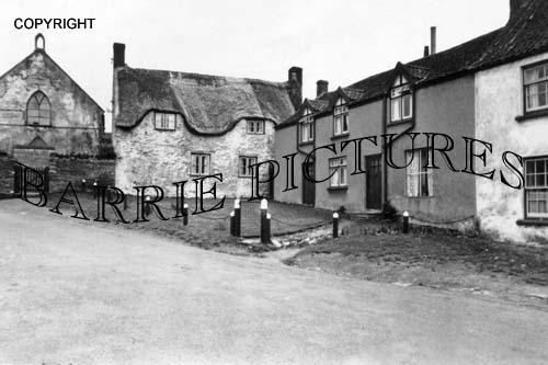 Backwell, Farleigh the Old School House c1965