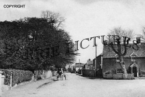 Backwell, West Town c1910