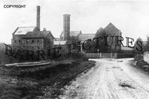 Backwell, West Town Bristol Water Works c1910