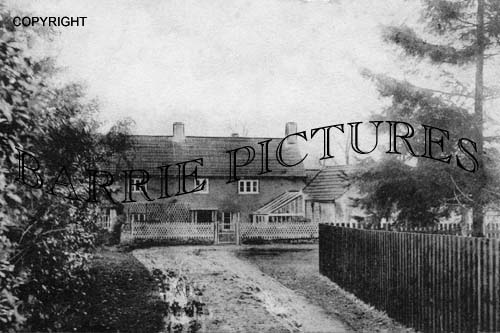 Backwell, West Town Manor Farm 1908