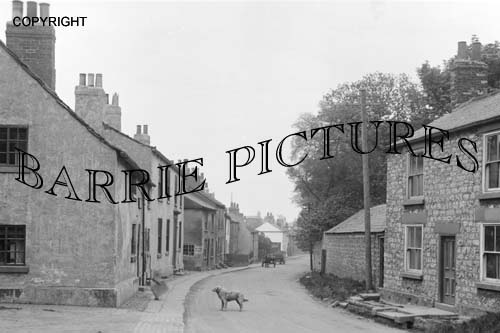 Barwick, Village c1910