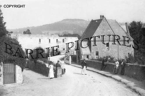 Bathampton, Toll Bridge c1905