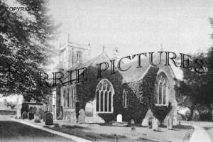 Beckington, Church 1904