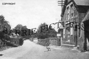 Bishops Lydeard, Minehead Road 1928
