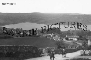Blagdon, from street end 1916