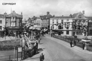 Bridgwater, Fore Street c1930