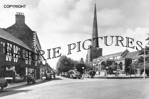 Bridgwater, The Church 1966