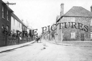 Burnham, High Street c1900