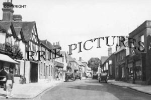 Burnham, High Street c1940
