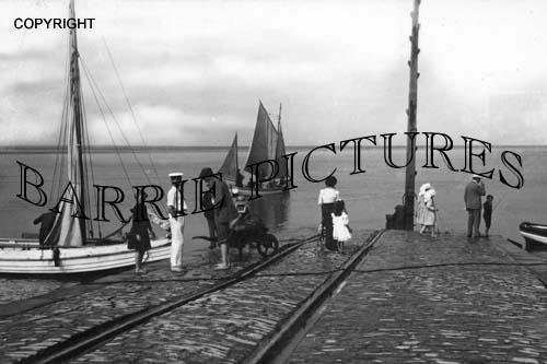 Burnham, The Slip 1912