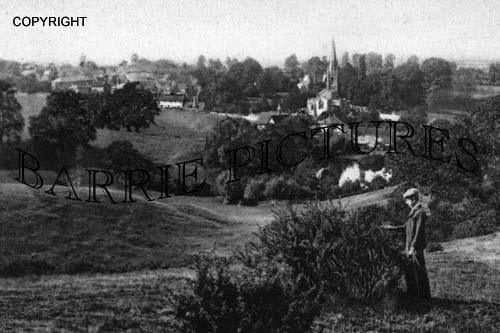 Castle Cary, c1900
