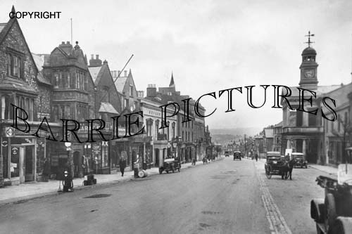 Chard, Old Manor House Fore Street c1932