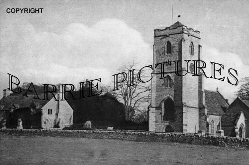 Charlton Adam, Church c1900