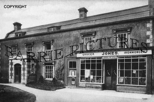 Churchill, Post Office c1910