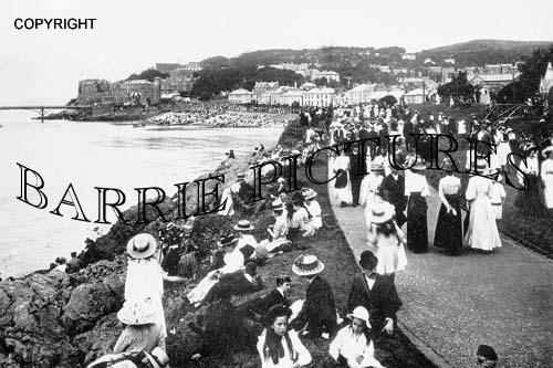 Clevedon, Green Beach 1901