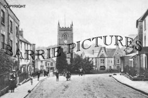 Highbury Coleford, 1909