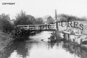Congresbury, The River 1920