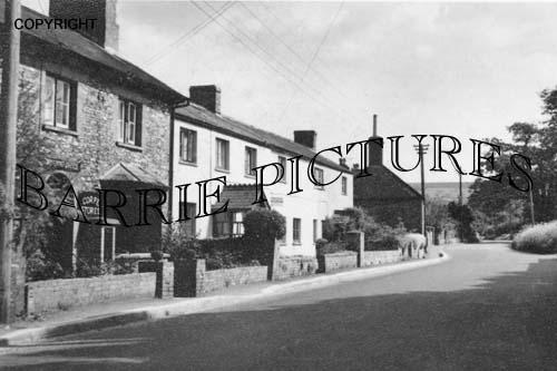 Corfe, Post Office c1960