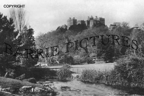 Dunster, Castle 1933