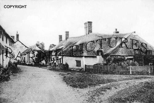 East Quantoxhead, 1923