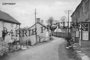 Hazelbury Plucknett, Post Office 1923