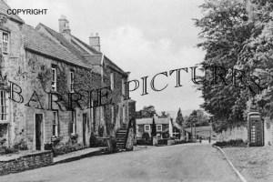 Hinton Charterhouse, High Street c1960