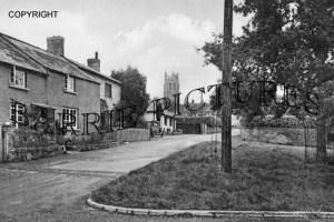 Kingsdon, Village Green c1920