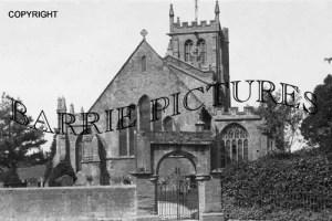 Martock, All Saints Church c1910