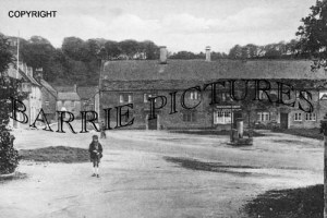 Montacute, The Borough c1930
