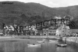 Porlock Weir, c1930