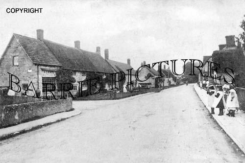 Queen Camel, High Street 1904