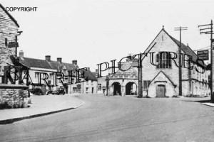 Somerton, Market Square c1955
