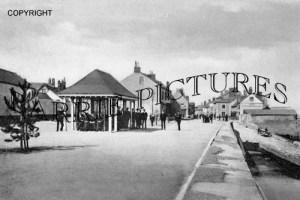 Watchet, Esplanade 1909