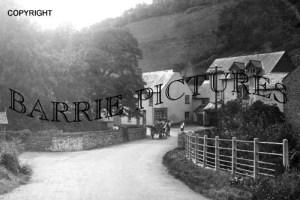 Waterrow, c1910